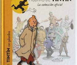Libro Figuras de Tintín – La colección oficial – Nº1 Tintín con gabardina – éditions moulinsart