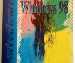 Libro Windows 98 – Guía rápida – Antonia González Mangas – Paraninfo año 2000