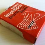 Limpiatipos KORES 12 tubos – Años 80