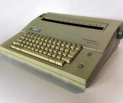 Máquina de escribir eléctrica Philips VW 2110 Handy Writer