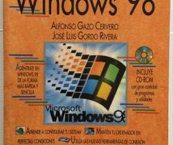 Manual Avanzado de Windows 98 – Anaya – Sin CD ROM