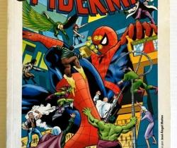 Spiderman 1 – Grandes héroes del cómic – Biblioteca El Mundo – Marvel