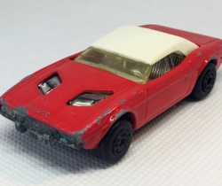 Matchbox SuperFast Nº1 Dodge Challenger Lesley Products 1976 Made in England