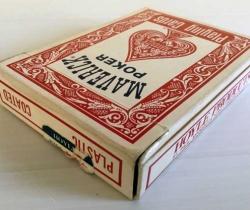 Baraja de cartas Maverick Poker HOYLE PRODUCTS U.S.A. – 1992