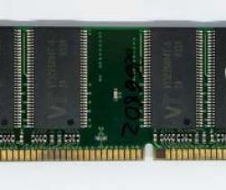 Memoria RAM VT DDR 512MB PC3200