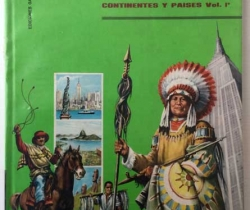 Mi Enciclopedia – Continentes y Países Vol. I – Ediciones Gaisa – Años 70