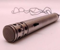 Micrófono Vintage FM-566 FM WIRELESS MICROPHONE años 70