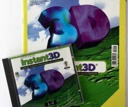 Micrografx Instant 3D – Versión 1.0 – Hobby Press – 1997