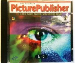 Micrografx Picture Publisher versión 6.0 – Hobby Press – 1997