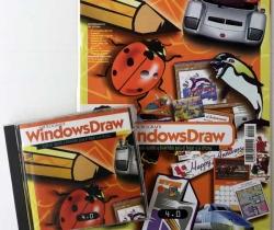 Micrografx Windows Draw – Versión 4.0 – Hobby Press – 1998