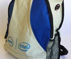 Mochila Intel y Dell