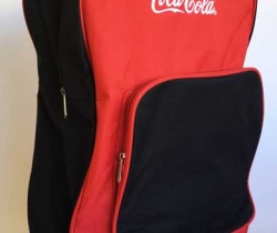 Mochila Trolley Coca-Cola