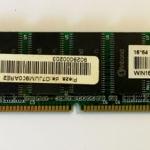 Módulo de memoria 128MB SDRAM PC133