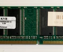 Módulo de memoria Kingston 1GB DDR PC-400