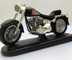 Motocicleta reloj despertador – Motorcycle alarm clock Vintage