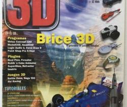 Revista Mundo 3D – Nº 9 año 1998 – Brice 3D