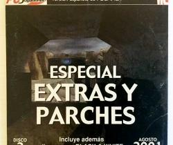 CD Especial Extras y Parches – PC Juegos y Jugadores – Disco 2 – 2001