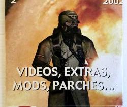 CD Videos, Extras, Mods, Parches – PC Juegos y Jugadores – Disco 2 – 2002