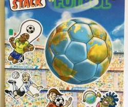 Álbum Stick & Stack Mundial de Fútbol – Nº28 Panini