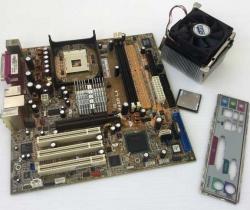 Placa base Asus P4SD-LA + Intel Pentium 4 3.00GHZ