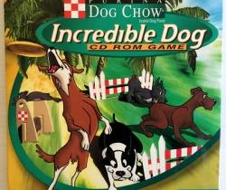 Purina Dog Chow Incredible Dog CD-ROM GAME