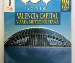 QDQ La Guía Útil – Valencia Capital y Área Metropolitana – 2001/2002