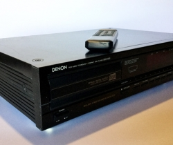 Reproductor de CD-Player Compact Disc Player DENON DCD-920