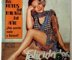 Revista Diez Minutos nº 1114 – 30/12/1972 – Bautizo del bisnieto del Caudillo