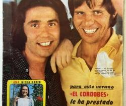 Revista Diez Minutos nº 1140 – 30/06/1973 – Raphael y El Cordobés