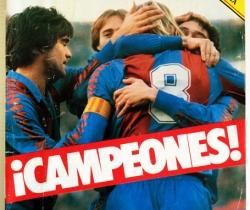 Revista Don Balón Número 493 – Del 26 de Marzo al 1 de Abril  de 1985 – Suplemento Historia del Fútbol Español Sabadell/Almería