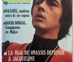 Revista Garbo año XVII – nº 872 – 19 de Noviembre de 1969