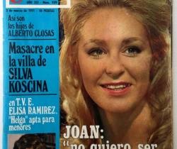 Revista Garbo – nº 939 – 3 de Marzo de 1971 – Joan Kennedy