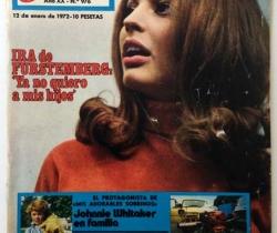 Revista Garbo – nº 976 – 12 de Enero de 1972 – Miguel Ríos