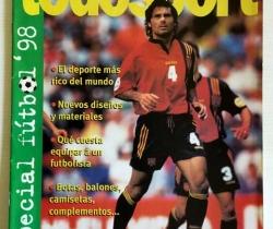 Revista Especial Fútbol'98 Todosport