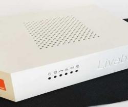 Router multimedia Livebox Orange (NO ENCIENDE)