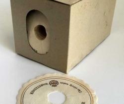 Caja completa de Salvagotas para copa de la cerveza Warsteiner – Alemania años 80