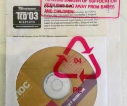Guía + Software Monitor CRT AOC – 1992