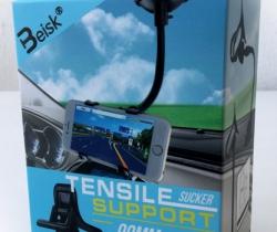 Soporte smartphone para coche con ventosa – Nuevo