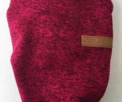 Suéter Classic para perro Talla M Color rojo