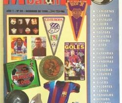 Suplemento Mercadillo Don balón 1998 – Nº00