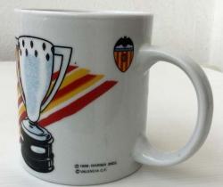 Taza Warner Bros Pato Lucas Valencia CF – 1998