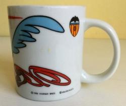 Taza Warner Bros Valencia CF – 1998
