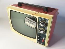 """Televisor ELBE minor 12"""" – años 70"""