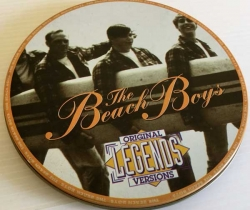The Beach Boys – Original Legends Versions – Caja de metal – Mandarin Records