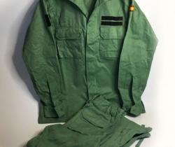 Uniforme de trabajo (sarga) La Legión año 1995