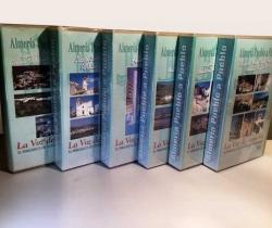 Vídeos VHS Almería Pueblo a Pueblo