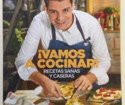 Libro ¡Vamos a cocinar! Recetas sanas y caseras – RBA – TVE – Sergio Fernández