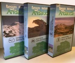 Vídeos VHS Parques Naturales de Andalucía