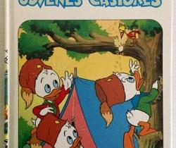 Walt Disney – Biblioteca de los jóvenes castores Nº 7 – Planeta de Agostini – 1988