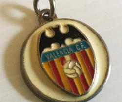 Llavero o colgante Valencia C.F.